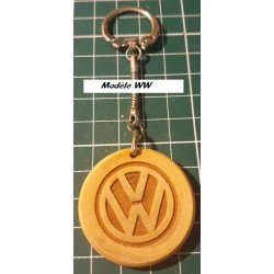 PORTE CLEFS en buis VW