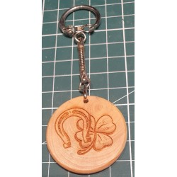 Porte clef Porte Bonheur A