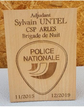 Modèle POLICE-NAT-2