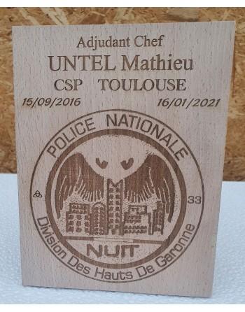 Modèle POLICE-NAT-3...
