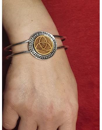 Bracelet fantaisie - Triquetra