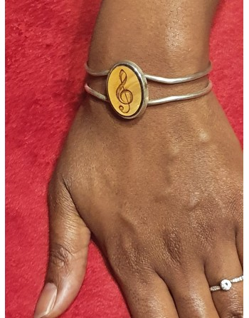 Bracelet fantaisie - Clef...
