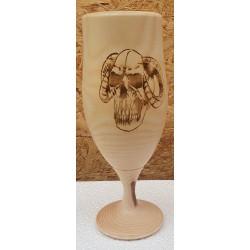 Calice - Crâne démoniaque