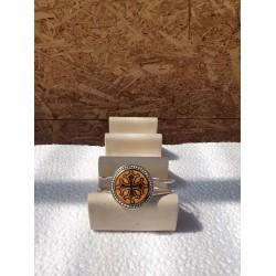 Bracelet fantaisie - Croix...