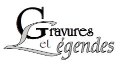 Gravures et légendes
